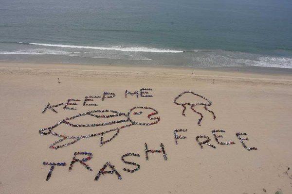 Rotary Beach Cleanup