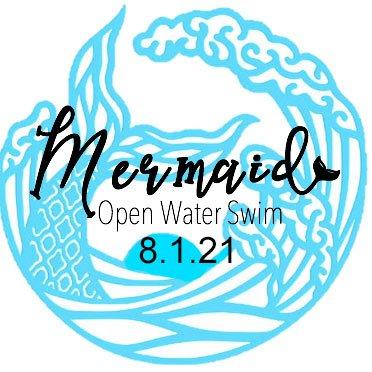 mermaid open water swim 2021